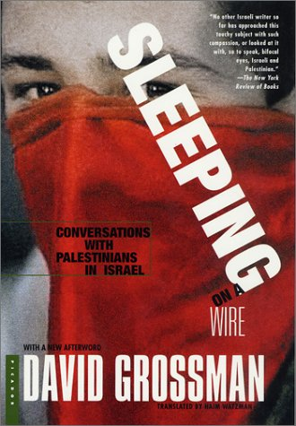 Sleeping on a Wire Conversations with Palestinians in Israel  2003 (Revised) edition cover