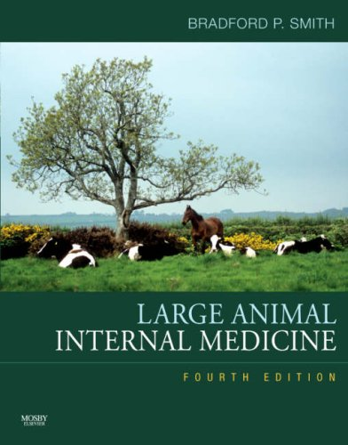 Large Animal Internal Medicine  4th 2008 edition cover