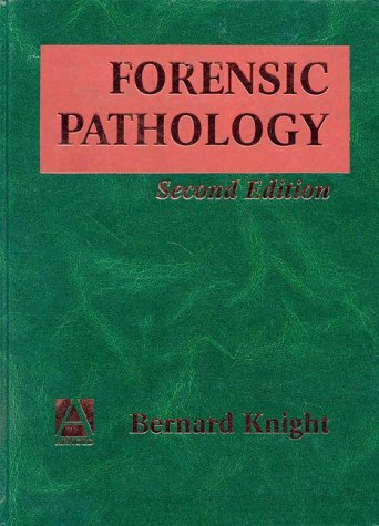 Forensic Pathology  2nd 1996 (Revised) edition cover