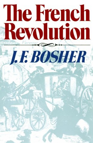French Revolution   1988 edition cover
