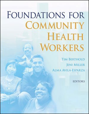 Foundations for Community Health Workers   2009 edition cover