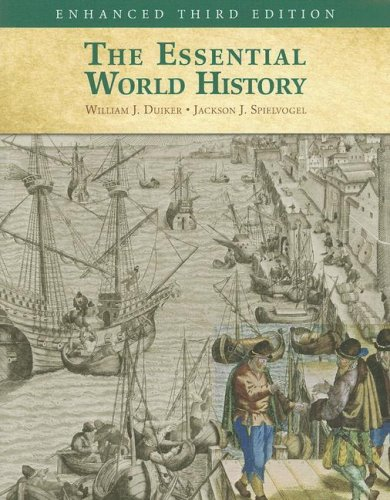 Essential World History  3rd 2009 (Revised) 9780495565970 Front Cover