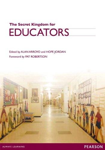 Secret Kingdom for Educators   2011 edition cover