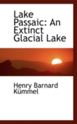 Lake Passaic: An Extinct Glacial Lake  2008 edition cover