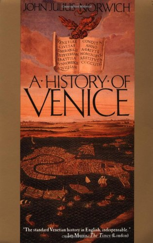 History of Venice  N/A edition cover