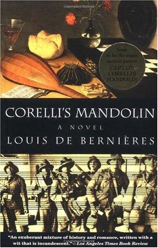 Corelli's Mandolin   1994 (Reprint) edition cover