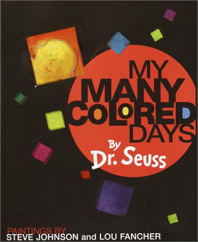 My Many Colored Days  N/A edition cover