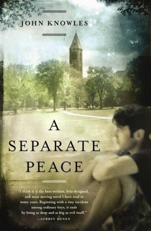 Separate Peace   1987 9780743253970 Front Cover