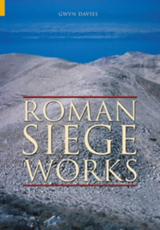Roman Siege Works   2004 9780752428970 Front Cover