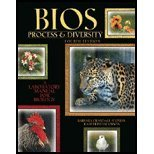 Bios Process and Diversity - A Laboratory Manual for Biology 5th 2010 (Revised) edition cover