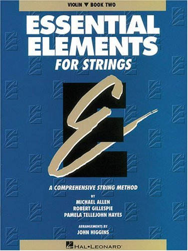 Essential Elements for Strings Violin N/A edition cover