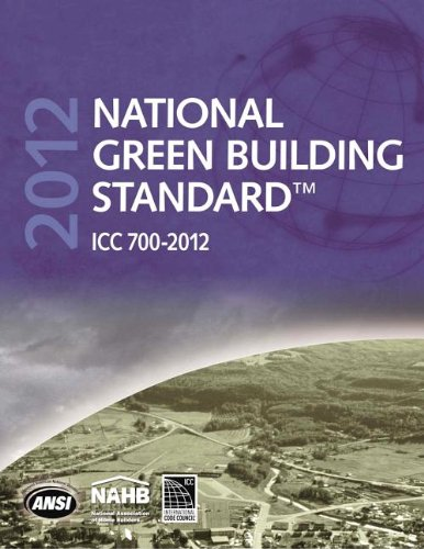 National Green Building Standard Icc 700-2012   2014 edition cover