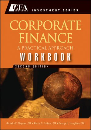 Corporate Finance A Practical Approach 2nd 2012 edition cover