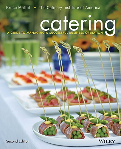 Catering A Guide to Managing a Successful Business Operation 2nd 2016 edition cover