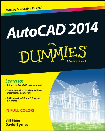 AutoCAD 2014 for Dummies�   2013 edition cover