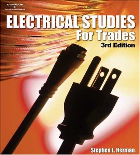 Electrical Studies for Trades  3rd 2006 (Revised) edition cover