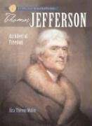 Sterling Biographies - Thomas Jefferson Architect of Freedom  2007 edition cover