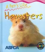Hamsters   2003 9781403439970 Front Cover