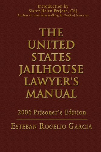 United States Jailhouse Lawyer's Manual  N/A edition cover