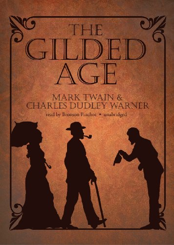 The Gilded Age: Library Edition  2011 edition cover
