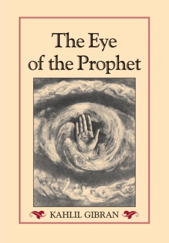 Eye of the Prophet  N/A 9781556436970 Front Cover
