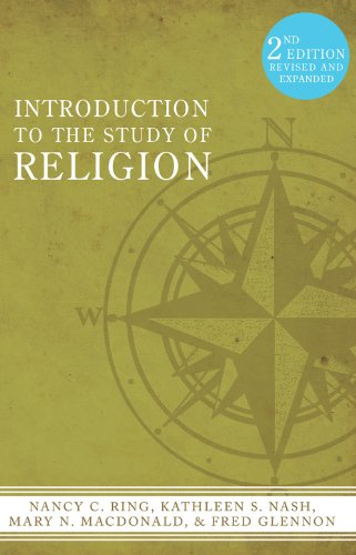 Introduction to the Study of Religion-2nd Edition  2nd 2012 edition cover