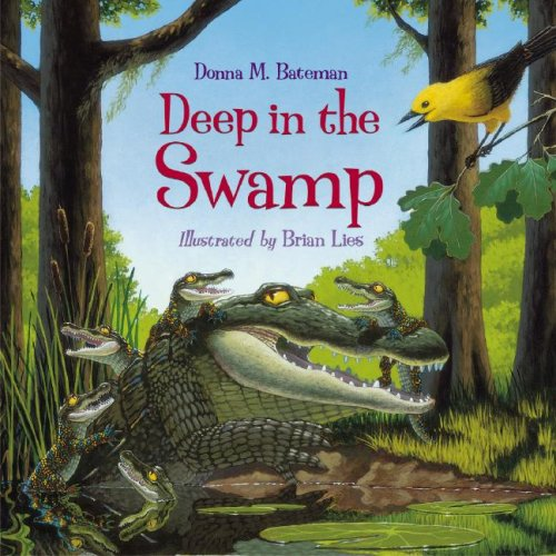 Deep in the Swamp   2007 edition cover