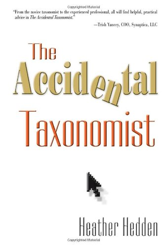 Accidental Taxonomist   2010 edition cover