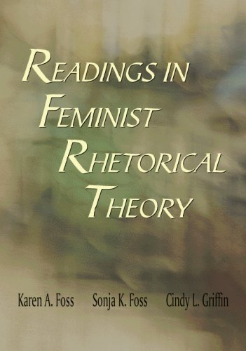 Readings in Feminist Rhetorical Theory   2004 edition cover