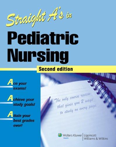 Pediatric Nursing  2nd 2008 (Revised) edition cover