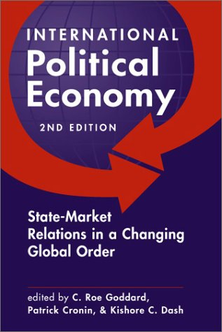 International Political Economy State-Market Relations in a Changing Global Order 2nd 2003 edition cover