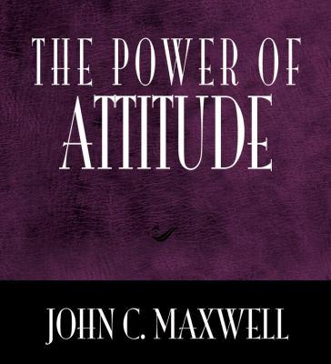 Power of Attitude   2005 edition cover