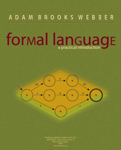 Formal Language A Practical Introduction  2007 edition cover
