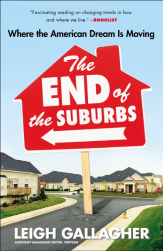 End of the Suburbs Where the American Dream Is Moving N/A edition cover