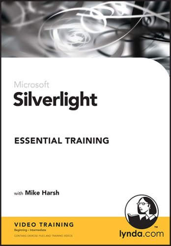 Silverlight Essential Training:  2007 edition cover
