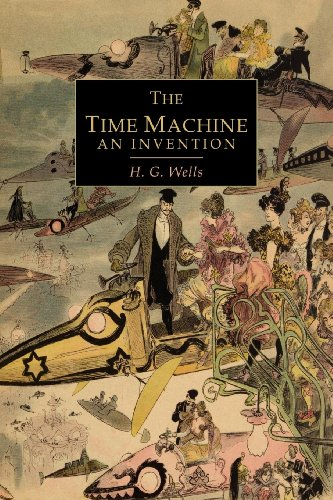 Time MacHine  N/A edition cover
