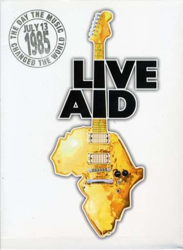 Live Aid  (4 Disc Set) System.Collections.Generic.List`1[System.String] artwork