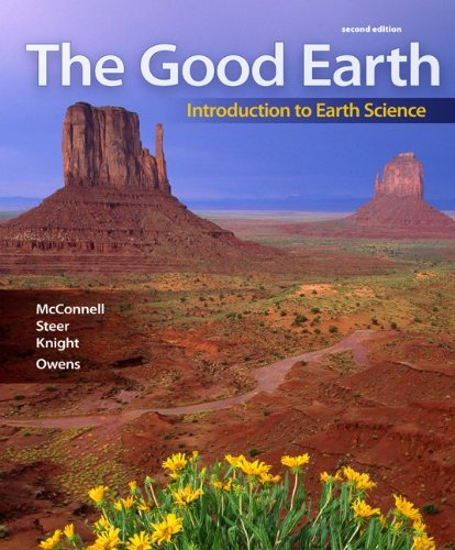 Good Earth Introduction to Earth Science 2nd 2010 edition cover