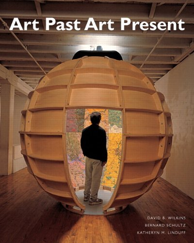 Art Past, Art Present (with MyArtKit Student Access Code Card)  6th 2010 edition cover