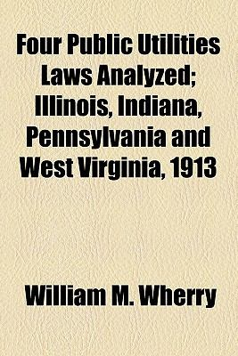 Four Public Utilities Laws Analyzed  N/A edition cover