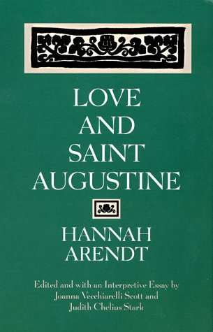 Libesbegrieff bei Augustine   1996 edition cover