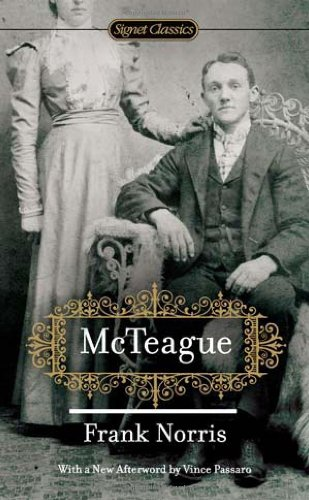 McTeague A Story of San Francisco N/A edition cover