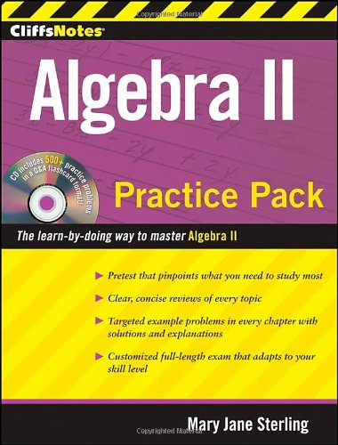 Algebra II  2nd 2010 edition cover
