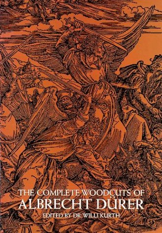 Complete Woodcuts of Albrecht Durer   1963 edition cover