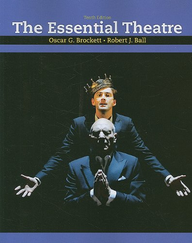 Essential Theatre  10th 2011 9780495807971 Front Cover