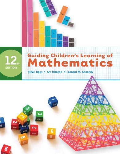 Guiding Children's Learning of Mathematics  12th 2011 edition cover