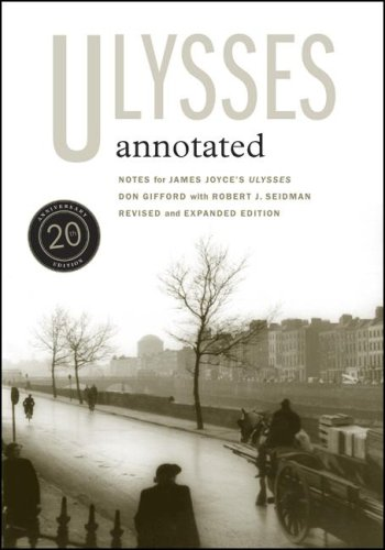 Ulysses Annotated Notes for James Joyce's Ulysses 2nd 2008 (Revised) edition cover