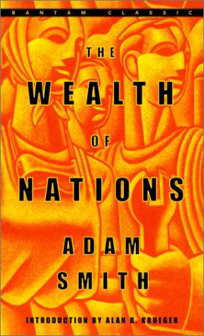 Wealth of Nations   2003 (Reprint) 9780553585971 Front Cover