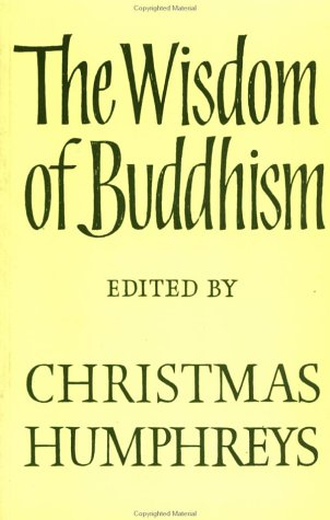 Wisdom of Buddhism  2nd 1995 edition cover