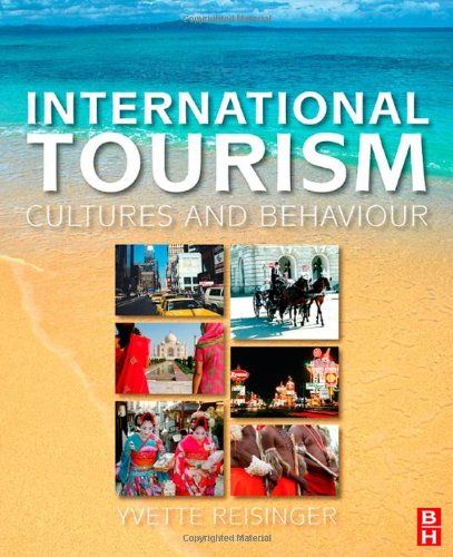 International Tourism Cultures and Behavior  2009 edition cover